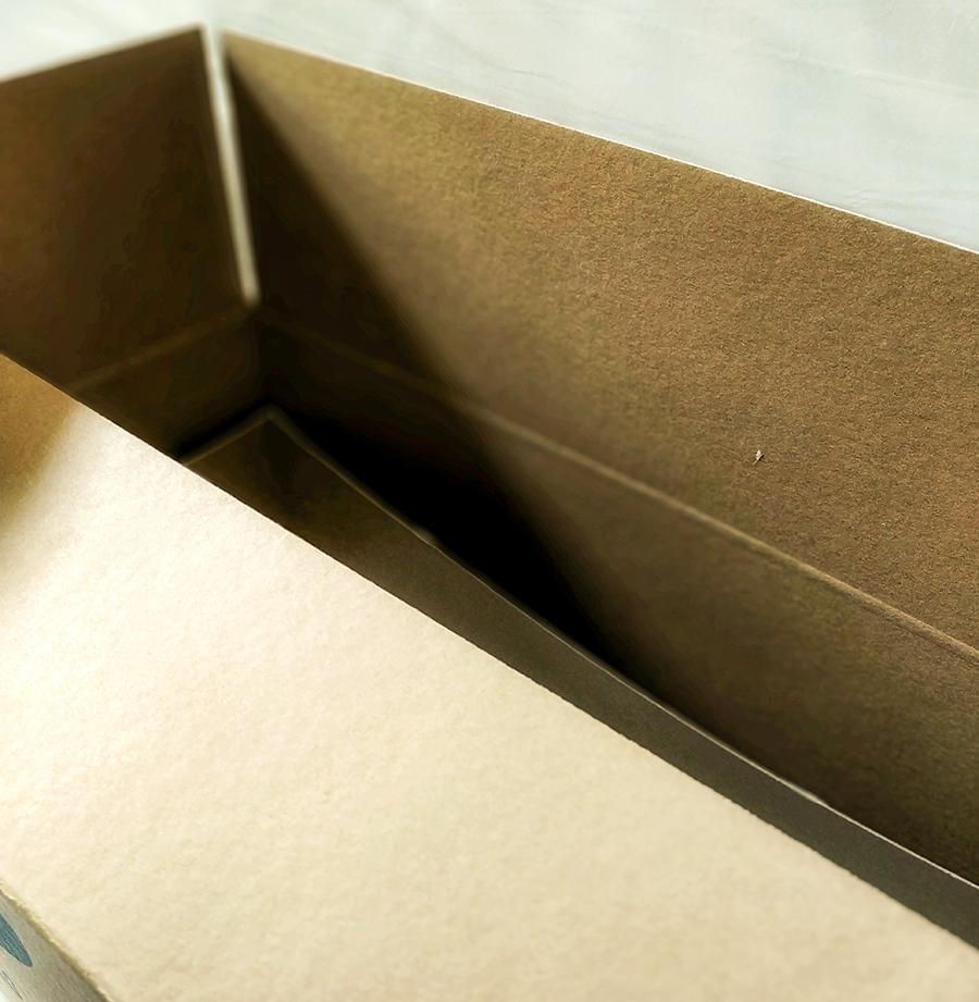 Caja cartón compacto Lafepack Canarias