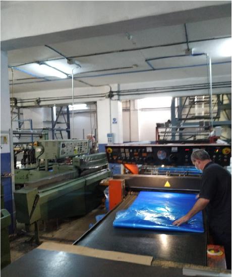 Fabrica envases cartón y plástico Lafepack Canarias